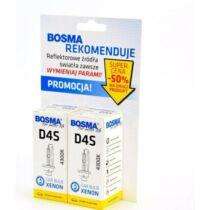 BOSMA D4S xenon izzó szett 9532D