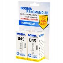 BOSMA D4S xenon izzó szett 9549D
