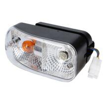 2 funkciós első lámpa 801