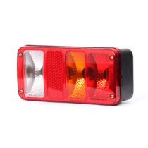 Hátsó lámpa 4 kamrás W29P