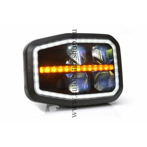 LED fényszóró irányjelzővel