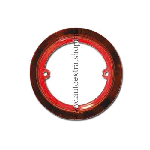 Piros díszgyűrű