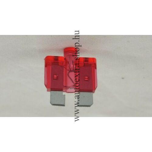 ATO 10A biztosíték LED