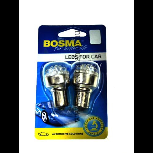 Bosma P21W LED izzó szett 2274