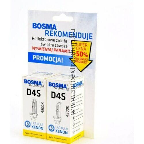 BOSMA D1S xenon izzó szett 9495D