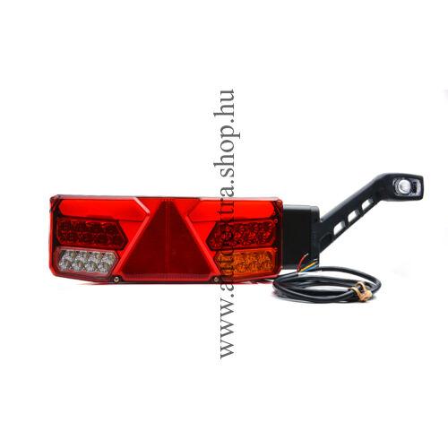 6 funkciós hátsó LED lámpa szélességjelzővel W7R