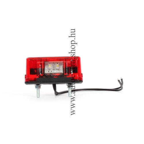 Rendszámtábla világítás WAS 245